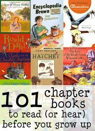 Ohio Time Travel Books images 101 chapter books to read or hear before you grow up feels jpg
