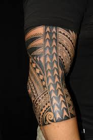 tribal sleeve meanings great polynesian tribal half sleeve