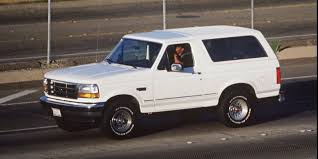 bronco trophy truck o j simpson white ford bronco to be on pawn stars