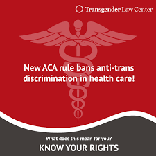 What Is Employer Mean New Aca Rule Bans Anti Trans Discrimination In Health Care What