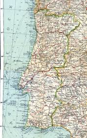 The Domain Map Free Maps Of Portugal