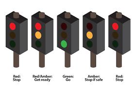 ch 6 lights signals jersey safe roads