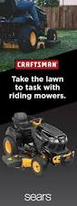 best 25 craftsman riding lawn mower ideas only on pinterest