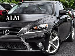 lexus models 2014 used lexus is 350 at alm gwinnett serving duluth ga