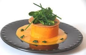 tv5 monde recettes cuisine butternut œuf mollet et tuile de cf franco bowanee cuisine