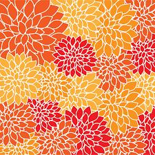 clipart vintage floral wallpaper pattern