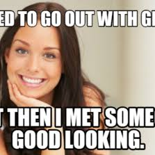Good Girl Meme - good girl gina meme 28 images knows you are broke and can t