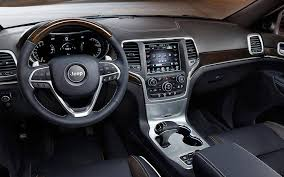 Ford Explorer 2015 Interior Jeep Grand Cherokee Vs Ford Explorer Who Wins