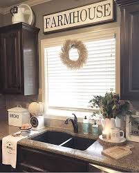 Kitchen Counter Decorating Ideas 29 Lovely Farmhouse Fall Decorating Ideas That Will Warm Your