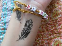 feather tattoo on the wrist artsy pinterest feather tattoos