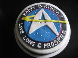 star trek cake for my trekkie son u2026 pinteres u2026