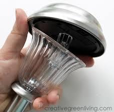 How To Make A Solar Light - how to make a solar powered fairy house fairy houses fairy and