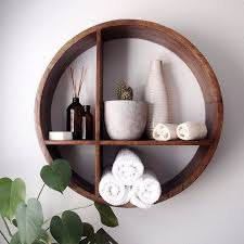 Best  Round Shelf Ideas On Pinterest Hallway Ideas Entrance - Bedroom shelf designs