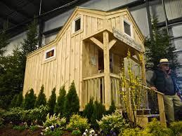 tiny cabins tiny art cabin weekend with deek diedricksen fuller craft museum