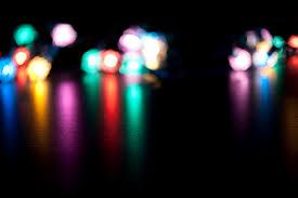 photo of festive lights background free images