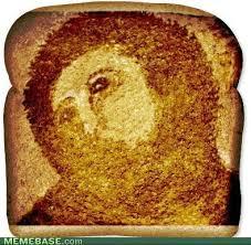 Fresco Jesus Meme - jesus fresco meme on toast christian funny pictures a time to laugh