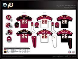 washington redskins uniforms through the years bleacher report