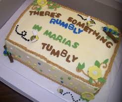winnie the pooh baby shower cake just baked cakes and cupcakes