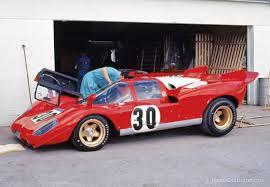 ferrari prototype cars 1970 24 hours of daytona race photos history profile