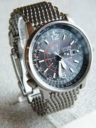 mesh bracelet watches images Impressions of the new quot shark quot heavy mesh bracelet seiko jpg