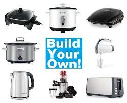 kitchen appliances bundles build your own kitchen appliances bundle other appliances