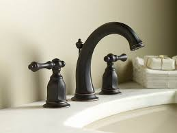 Brushed Bronze Bathroom Fixtures Rubbed Bronze Bathroom Faucet Clearance Decor Homes