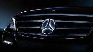 mercedes logo mercedes benz to offer illuminated emblem star video motor1