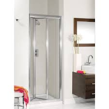 Shower Door Parts Uk by Simpsons Supreme Bifold Shower Door 5 Size Options At