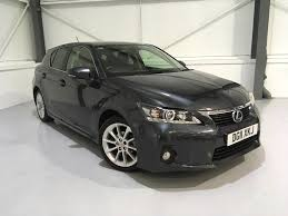 lexus ct200h used uk used lexus ct cars for sale motors co uk