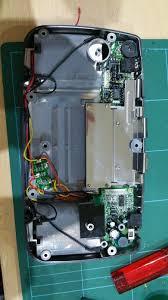 game gear backlight mod sega game gear internal chargeable battery mod assembler home