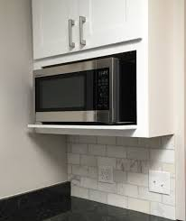 sharp under cabinet microwave the best microwave shelf edgewood ideas of in base cabinet trends