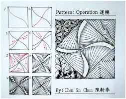 zentangle pattern trio 1251 best zentangle images on pinterest zentangle patterns tangle