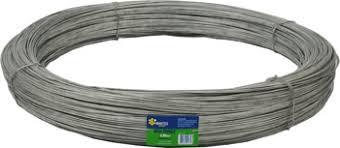 wire fence wire high tensile 2 50mm x 1500m heavy galvanised