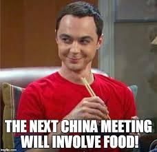 Food Photo Meme - sheldon chinese food memes imgflip
