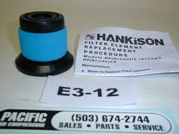 hankison element e3 12 hf series grade 3 max oil removal filter