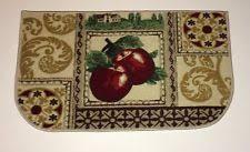 Apple Kitchen Rugs Country Door And Floor Mats Ebay