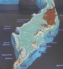 Palau Map Abwonderdive Puerto Galera And Palau Adventure