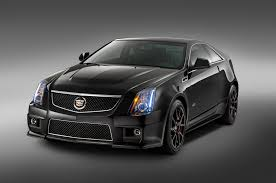 black cadillac cts 2015 cadillac cts v coupe special edition announced