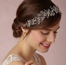 high end luxury diamond wedding headdress handmade bridal