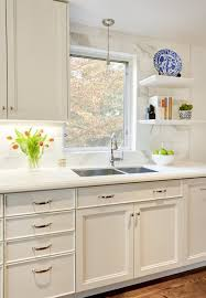 Kitchen With Off White Cabinets Off White Cabinets Design Ideas
