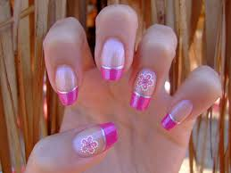 25 pink summer nail arts ideas design trends premium psd