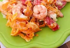 cuisiner des crevettes recette diététique de crevettes thaï à la friteuse sans huile