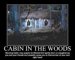 Evil Dead Meme - evil dead cabin by psyclonius on deviantart