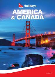 2016 17 qantas holidays america canada