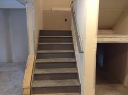 unfinished basement stairs how to make the stairs to unfinished