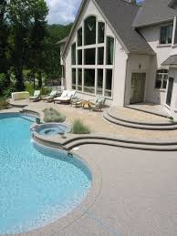 Swimming Pool Backyard Designs by Best 20 Pool And Patio Ideas On Pinterest Backyard Pool