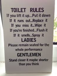 Funny Bathroom Pics Funny Bathroom Sign I Want This Sign In My Bathrooms Lol Http Fb