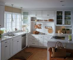 Merillat Kitchen Islands Marvelous Schrock Cabinets Convention Boston Traditional Kitchen