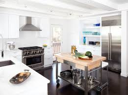Table Island For Kitchen Small Kitchen Island Ideas For Every Space And Budget Freshome Com