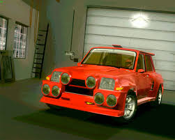 renault 5 maxi turbo gta gaming archive